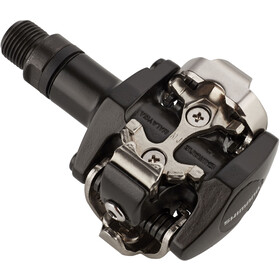 Shimano PD-M505 Polkimet, black